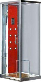 Душевая кабина Liberti Aurora 9901 red (100x80)