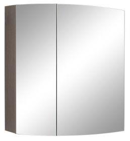Зеркальный шкаф Valente Inizio In600.12 (шпон)