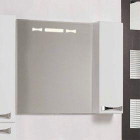 Зеркало-шкаф Акватон Диор 80 (белый)