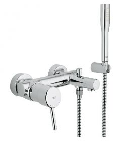 Смеситель для ванны и душа Grohe Concetto 32212001
