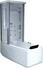 Гидромассажная ванна GEMY G8040 B L/R