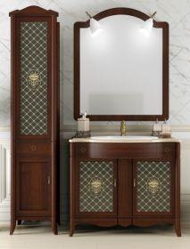 Комплект мебели для ванной Opadiris Виктория 90