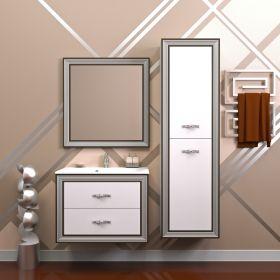 Комплект мебели для ванной Opadiris Карат 100