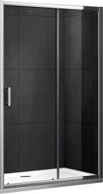 Душевая дверь в нишу Gemy Victoria S30191A 120x190