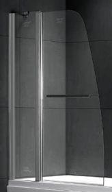 Шторка на ванну Gemy S03201 100x140