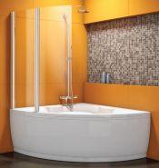 Шторка на ванну Kolpa San Sole TP 102 L/R