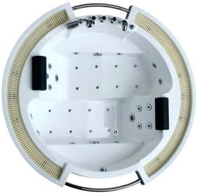 Гидромассажная ванна GEMY G9060 K